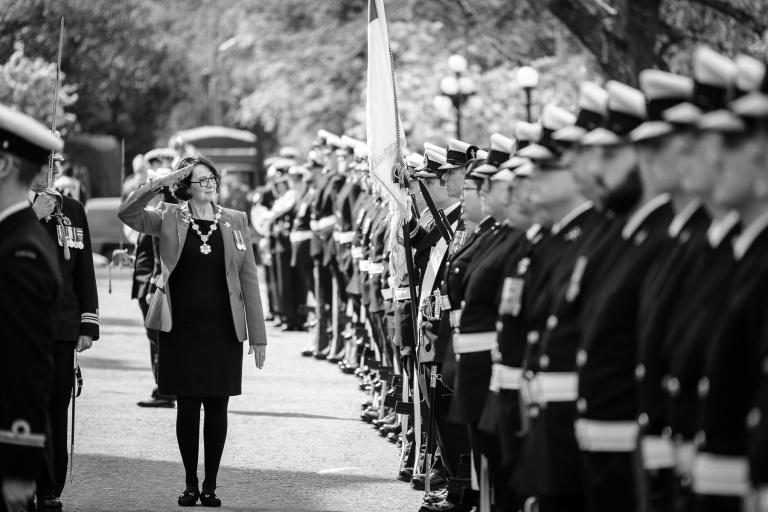 Janet Austin, OBC, sworn in as British Columbia's 30th Lieuten