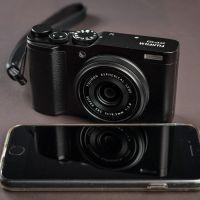 Camera or phone?