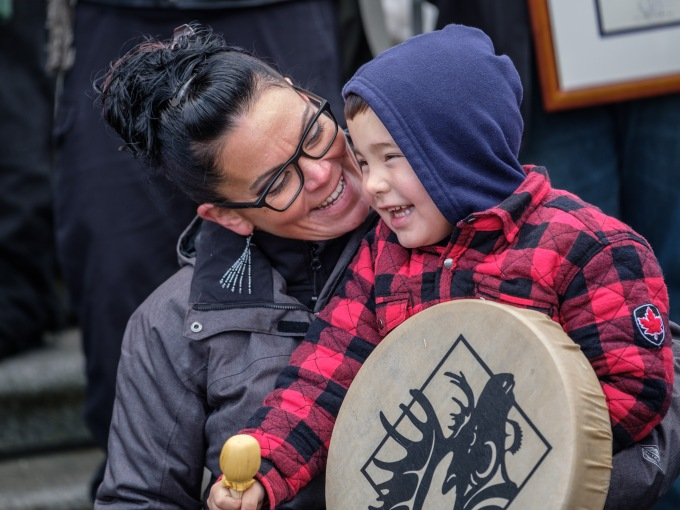 Moose Hide Campaign focuses on education to end violence