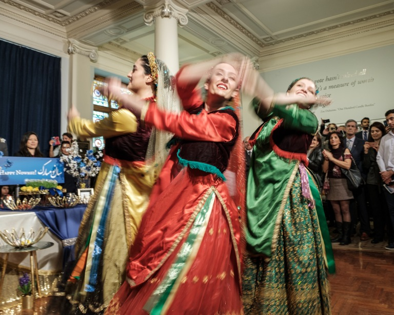 2019 Nowruz Celebration at the BC Legislature