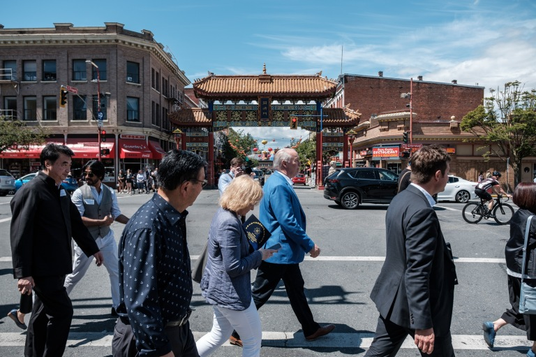 Tour of Victoria's Chinatown
