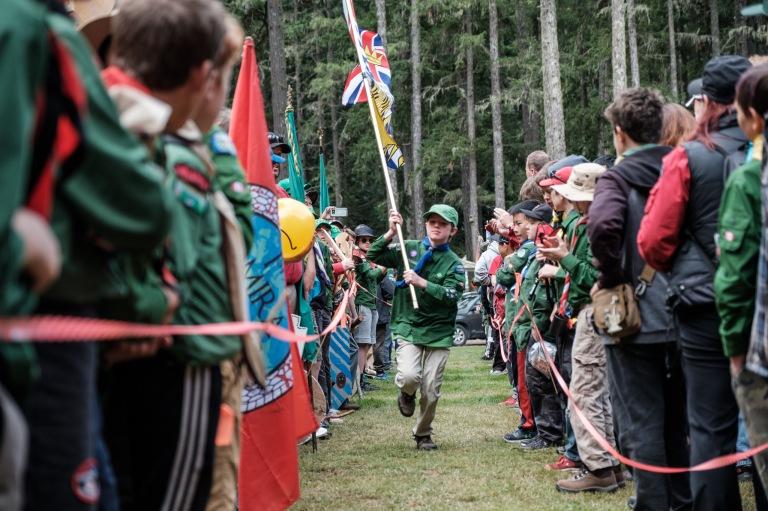 Scouts Canada Pacific Jamboree