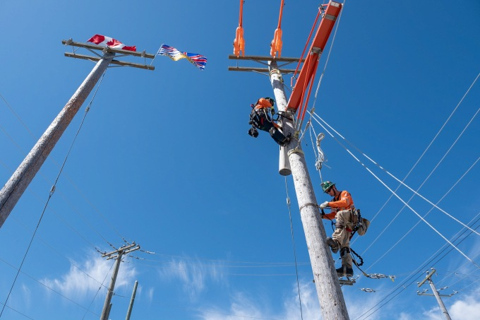 Creating clean growth and jobs in British Columbia's energy se