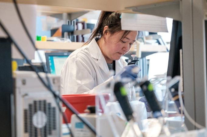 The Michael Smith Genome Sciences Centre