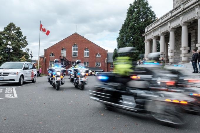 British Columbia Law Enforcement Memorial Service