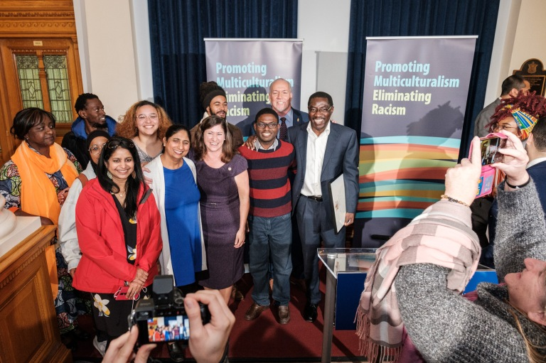 Anti-racism network launches to build safer communities for peop